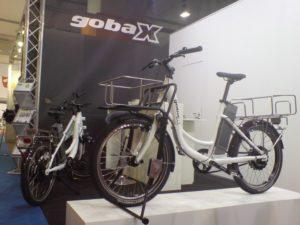 gobaX-Räder auf der EUROBIKE 2014