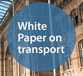 Das EU White Paper on transport von 2012