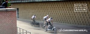 2nd Berlin Cargo Bike Race