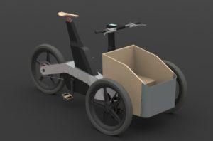 Cargonaut - erstes Rendering exklusiv auf cargobike.jetzt