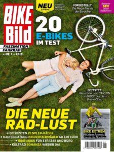 Cover der BIKE BILD Erstausgabe