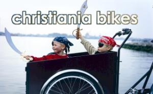 Banner Christiania Bikes auf cargobike.jetzt