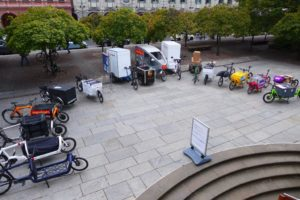 Cargobike Leistungsschau, Foto cargobike.jetzt